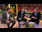 """nice Ferdinand:""""We didn't win with England because we didn't have a manager brave enough"""" (an insightful discussion about the golden generation, alongside Gerrard and Lampard)"""