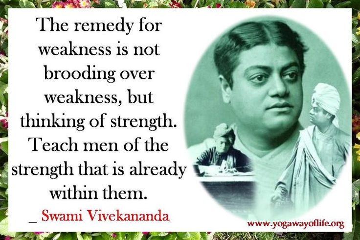 Remedy for weakness