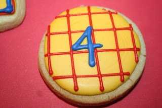 CAKES AND MORE: Toy Story cookies