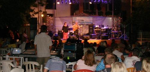 East Of Memphis - Agiotfest 2009