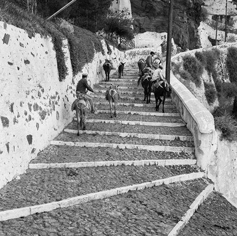 ΚΑΛΗΜΕΡΑ. ΣΑΝΤΟΡΙΝΗ 1968 ΦΩΤΟΓΡΑΦΙΑ Graeminger A