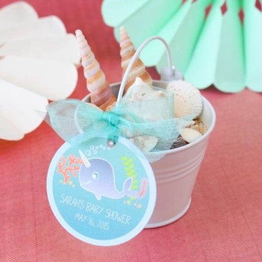 make your own baby shower favors 2