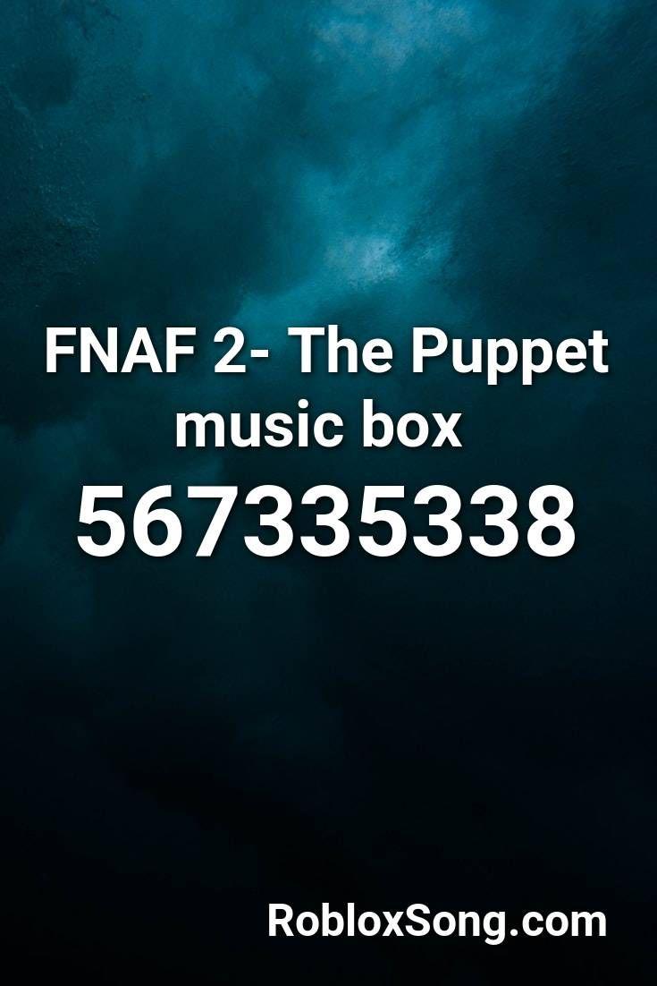 Roblox Id Music Fnaf