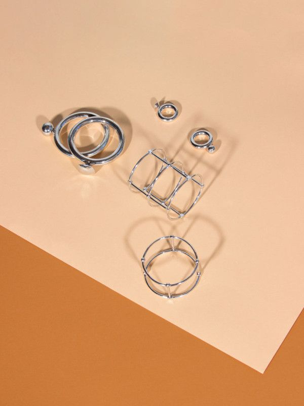 #designer #jewelry #3dprinting #byAMT #kwambio #MirEtt