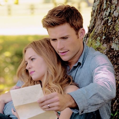 The Longest Ride, Luke & Sophia.