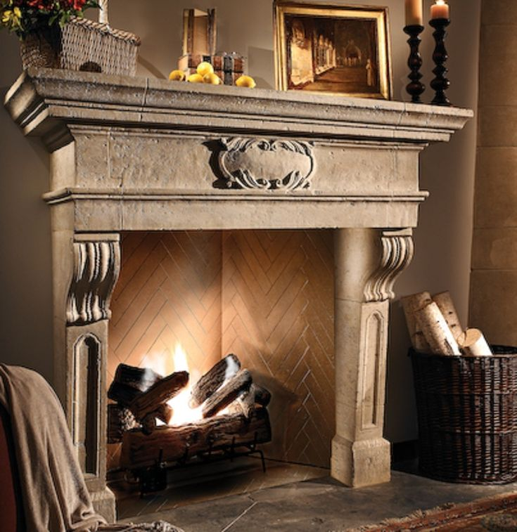 Fantastisch Find The Finest Antique Fireplace Mantels Some More Than 600 Years Old