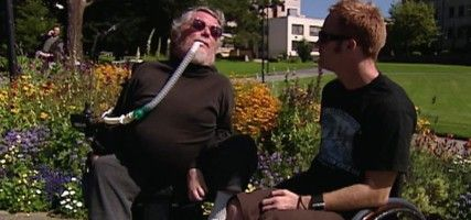 Mini Doc: American Advocate: One of America's most respected disability advocates, Professor Paul Longmore talks openly about living with disability post polio and challenging expectations around disability.