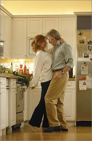 "Richard Gere and Susan Sarandon in ""Shall We Dance?"""