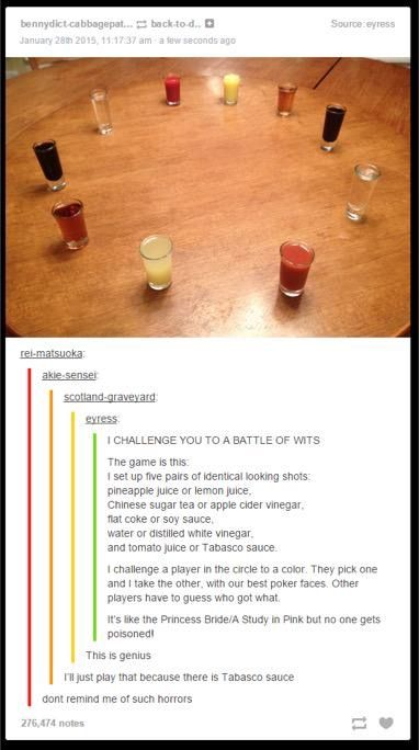 Fun Drinking Games To Play With Your Roommates