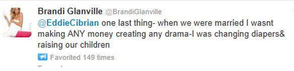 Yolanda Foster and Brandi Glanville on Mohamed Haidd and Joanna Krupa.