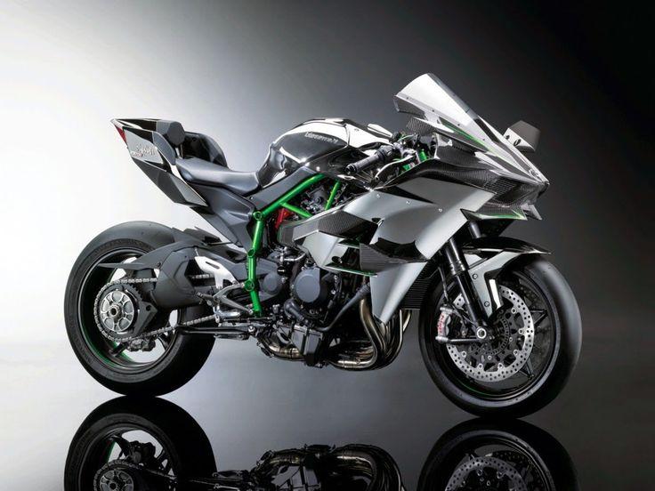 $50k Kawasaki Ninja H2R