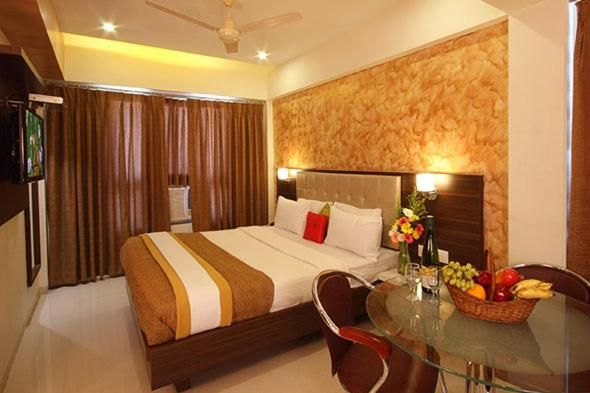 Hotel Srikrishna Paradise Airoli Located In Kalva Hotel Srikrishna Paradise Airoli Features A Bar Among The Facilities Of This Property Are A Restaurant A 24 H