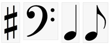 CiaU: Immagini musicali / Vorrei consigliare a tutti gli insegnanti di musica che leggono CiaU il fantastico sito/blog di @Midnight Music #educazionemusicale