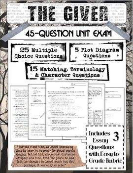 best lois lowry activities images lois lowry the giver final unit exam 45 questions optional essay