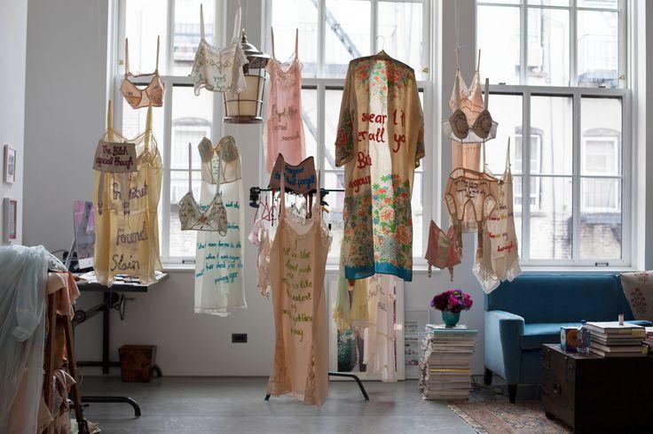 Where Do Hip Hop, Lingerie and Feminism Collide? Meet Zoe Beckman #Art #ArtCrush #LingerieGuide #TrendingNow