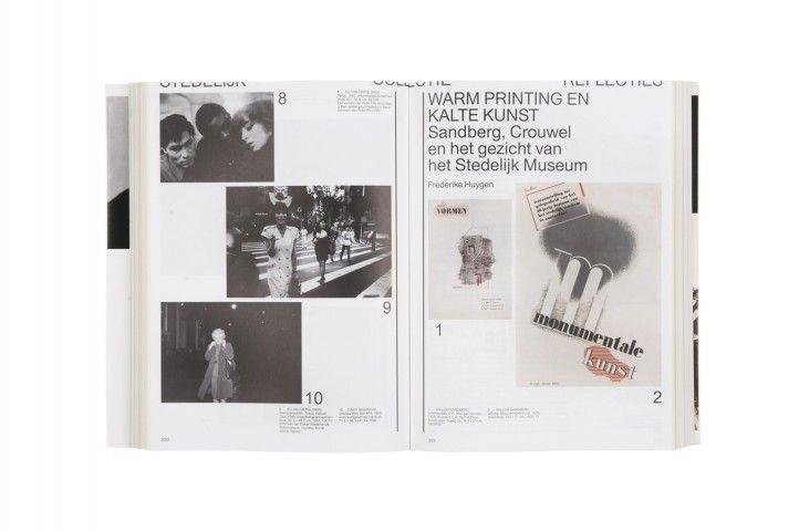 Stedelijk Collection Reflections - The Best Dutch Book Designs