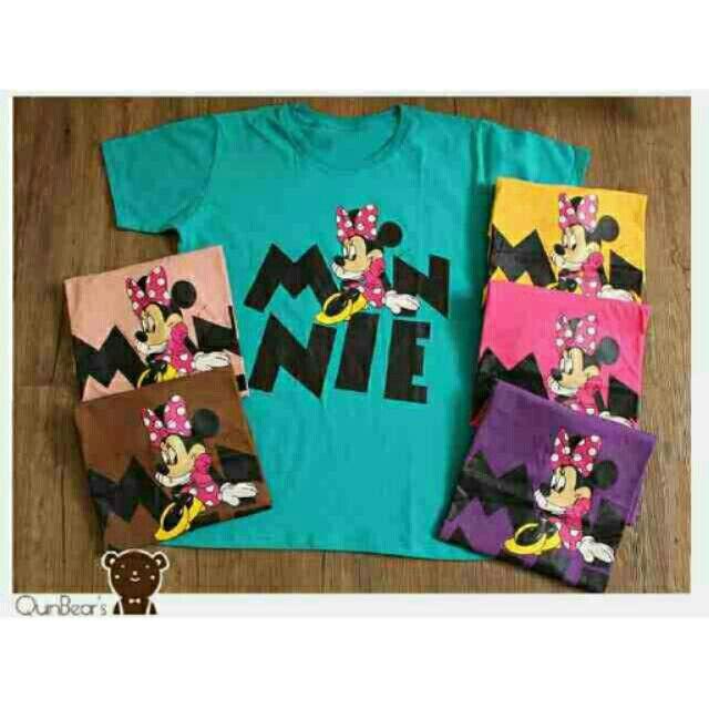 Saya menjual Kaos wanita / kaos lengan pendek / big minnie mouse /size XL seharga Rp45.000. Dapatkan produk ini hanya di Shopee! https://shopee.co.id/ssfashionkaos/462254380 #ShopeeID
