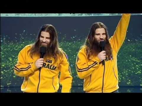 The Nelson Twins - Second Final - Australia's Got Talent 2012 [FULL] #TheNelsonTwins #ComicAct #StandUpComedians