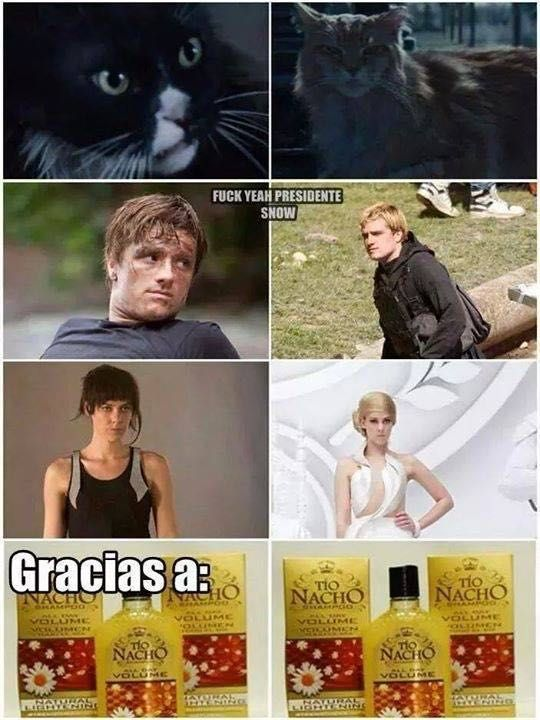 Memes THG - Rubios - Wattpad