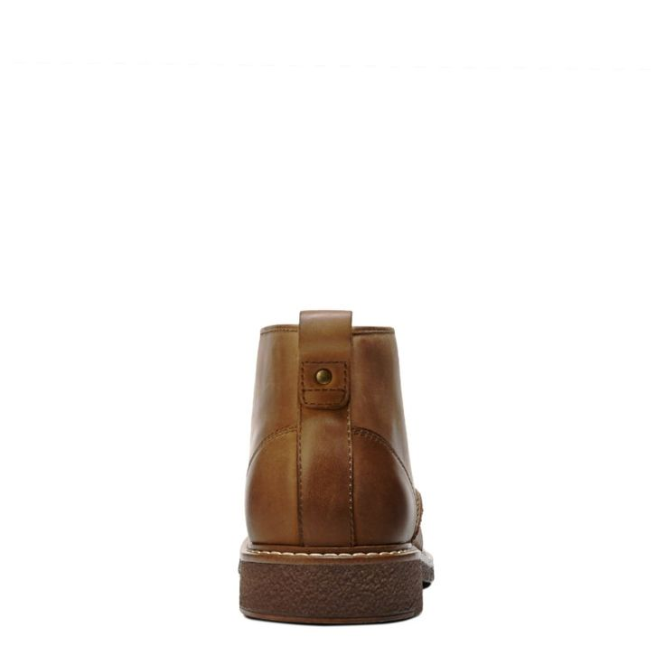 Dockers Men's Tulane Chukka Boots (Dark Tan Leather)