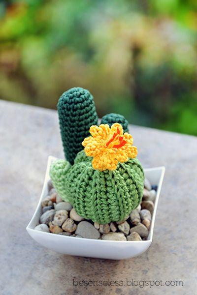 Airali handmade. Where is the Wonderland? Crochet, knit and amigurumi.: Succulente #8