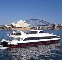 Sydney Harbour Catamaran Cruise, Sydney, Australia - Kijubi.com