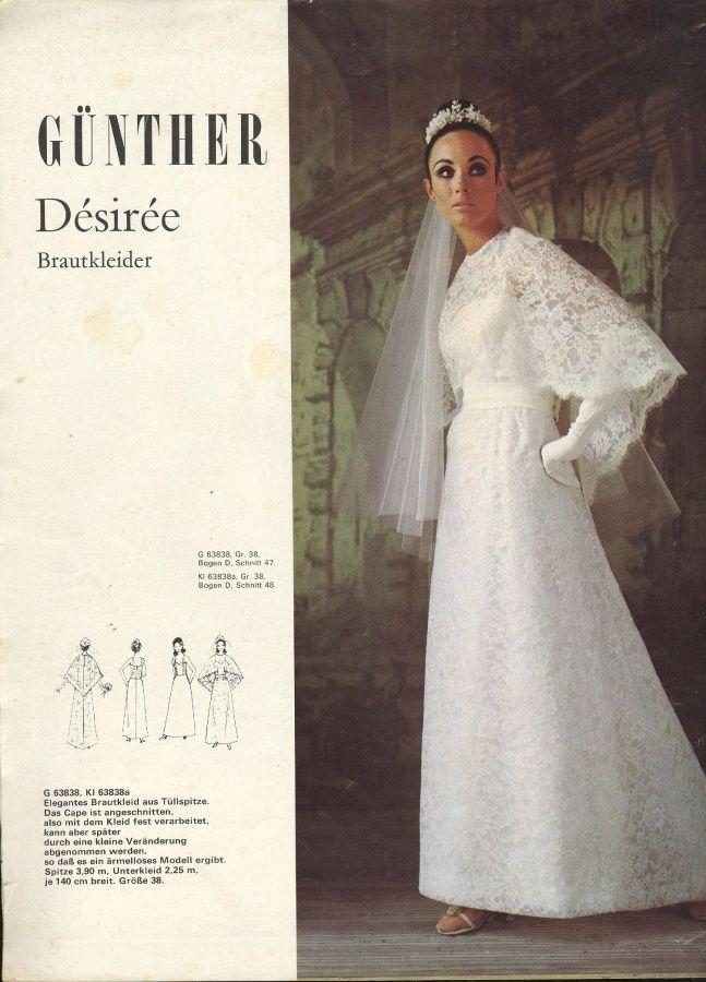 56 best My Style - vintage wedding dress images on Pinterest   Retro ...