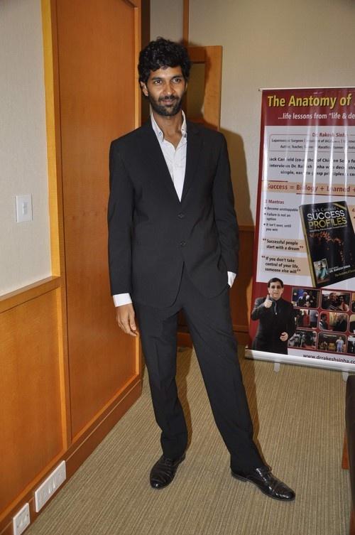 Dr. Rakesh Sinha's DVD 'Success Profiles-The Anatomy of Success' Launch - Yukta Mookhey, Tulip Joshi, Anita Dongre