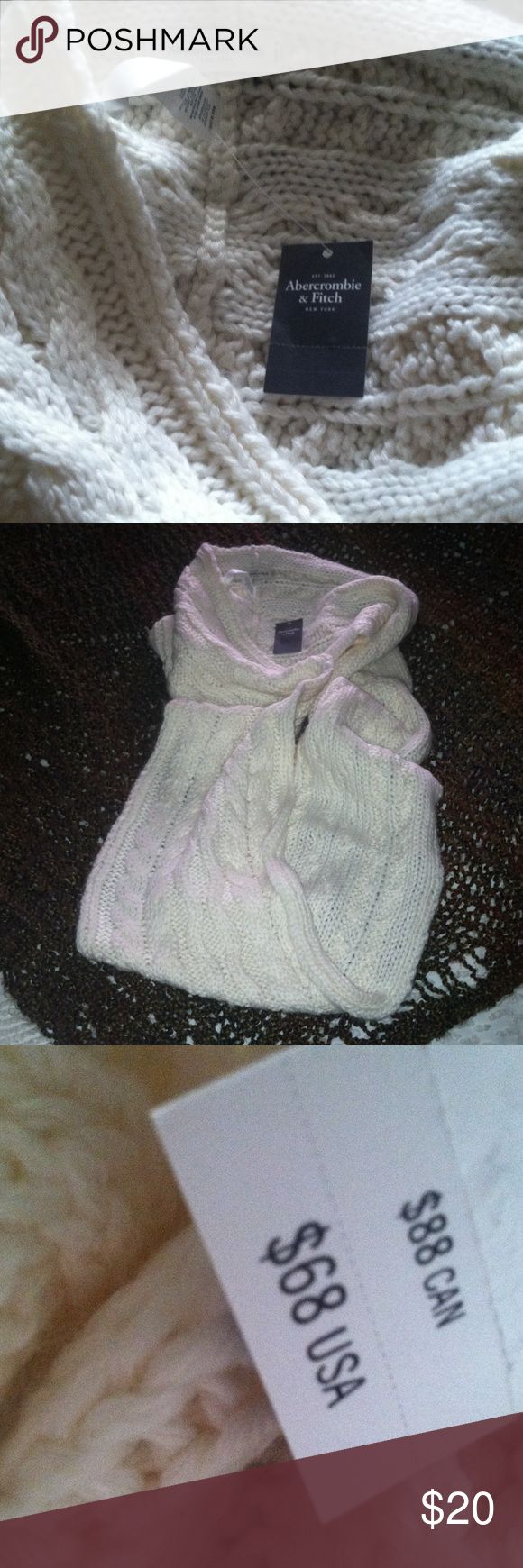 Abercrombie&fitch NWT Scarf Infinity Abercrombie & Fitch Accessories Scarves & Wraps