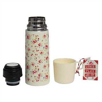 Tea & Coffee Accessories - Living & Giving - Flask La Petite Rose