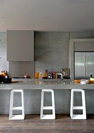 Beton in het interieur | roomed.nl