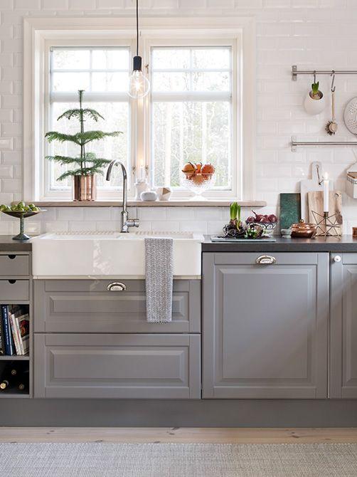 Josefins kitchen | Anna Truelsen / photo: Jonas Lundberg | Bolig dröm 2016