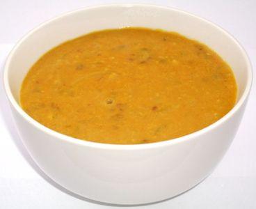 Kabuli Chana Shorba - Supa de Naut cu Lapte din Nuca de cocos