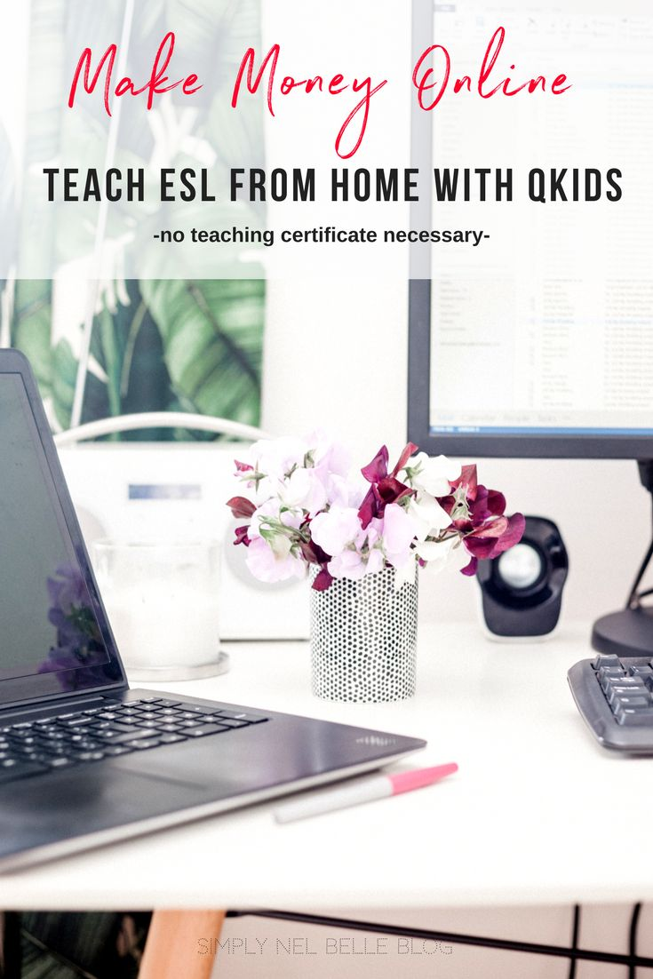 Simply Nel Belle Blog Learn How To Make Money Online By Teaching English