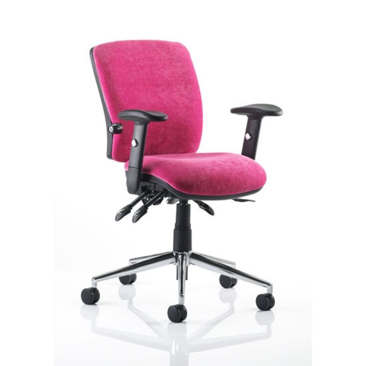 Hot Pink Office Chair - Expensive Home Office Furniture Check more at http://invisifile.com/hot-pink-office-chair/