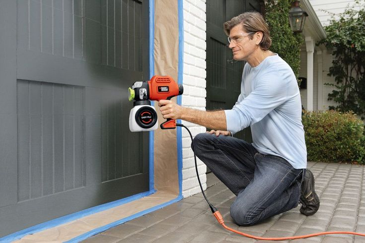 Hire someone to paint your house can cost quite a bit of money. Why don't you do it yourself with best paint sprayers. Check out our review for more details