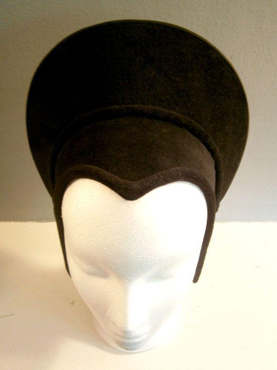 Blank Renaissance French Hood, Tudor Hat, Anne Boleyn, French Hood, Ren Faire