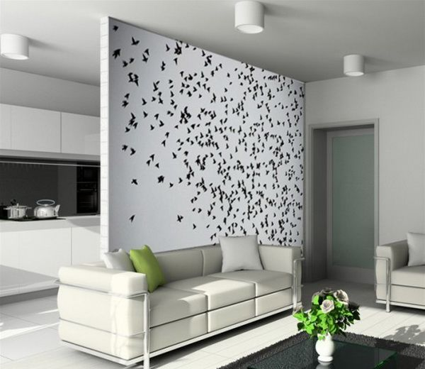 Living Room Walls Always Matters To All Home Owners. Try These Ideas For  Living Room Wall For A Dramatic Change!