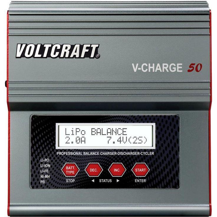 Köp Multifunktionsladdare VOLTCRAFT 12 V, 230 V 7 A hos - Conrad.se RC-batteriladdare