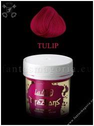 Coloring hair balsam - Tulip pink