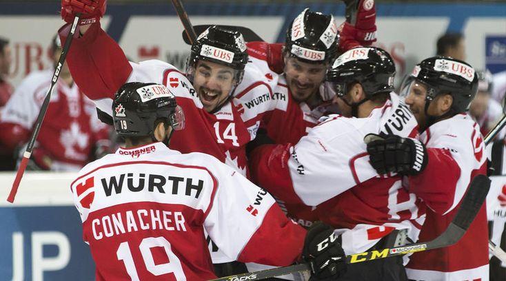 Team Canada gewinnt hitzigen Final | Spengler Cup