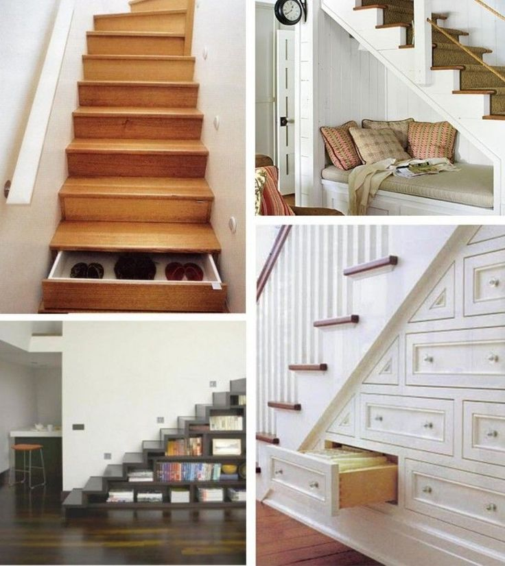 Storage Solutions You Didn 39 T Know You Had Bookshelves Under  10 images  about stairs. You Didn39t Know You