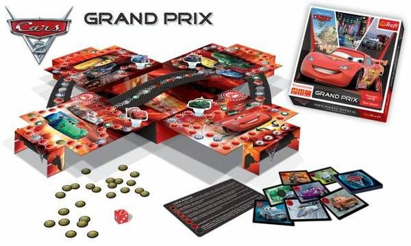 GRA GRAND PRIX CARS 2 - Image 1