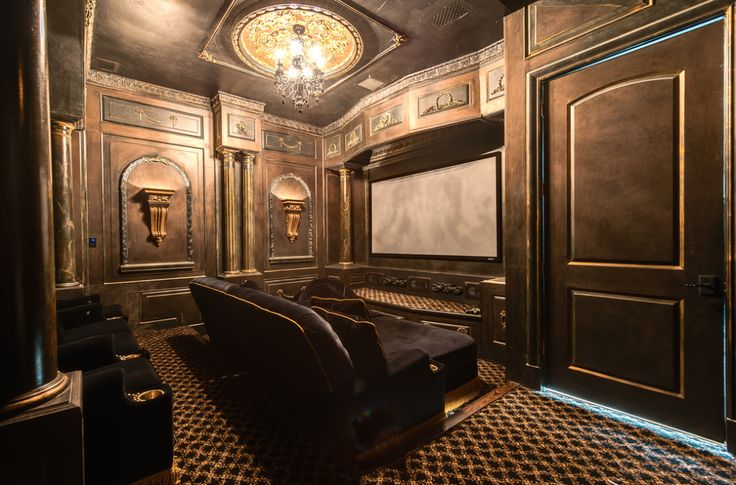 17 Best Images About Night At The Home Theater On