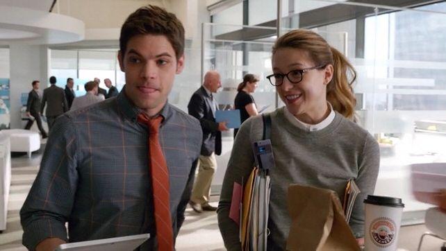 "#Supergirl #Melissa Benoist Season 1 Episode 1 ""Pilot"" Scene 11 2015."