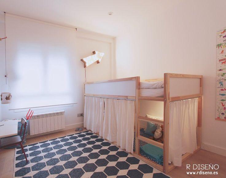M s de 1000 ideas sobre cama del ni o en pinterest for Cama nino ikea
