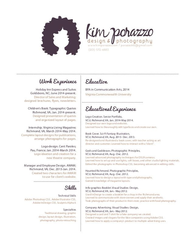 This Resume Has A Really Enticing Logo At The Top Which Makes It Stand Out I Like How The Text Graphic Design Resume Cover Letter For Resume Typographic Quote