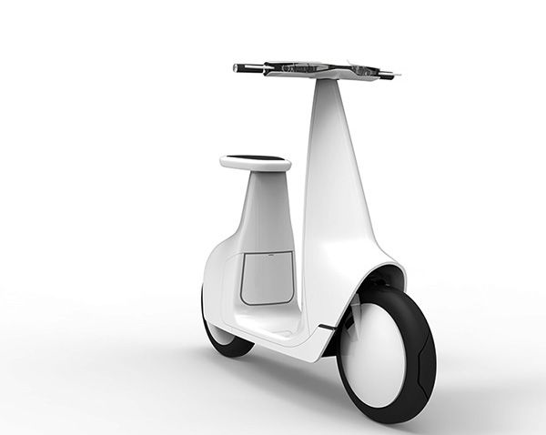 T-Scooter by Chen Kaiwen for Tone Design