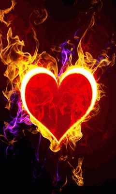 Mi corazon arde por ti...