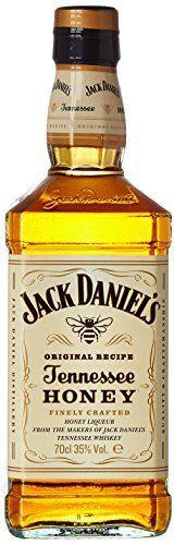 Jack Daniel's Tennessee Honey Liqueur de miel 70 cl: Des fabricants de Jack Daniel's Tennessee Whiskey Recette originale De Lynchburg,…